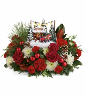 Thomas Kinkage's Family Tree Christmas in Hephzibah, GA | D & K GIFT & FLOWER SHOP