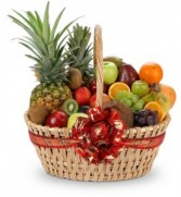 Thomaston florist & Greenhouse  fruit baskets