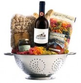 Thomaston florist & Greenhouse    Gourmet Basket