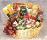 Thomaston florist & Greenhouse Gourmet  Baskets