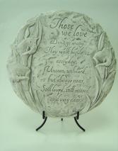 Those We Love Stone Memorial Stone