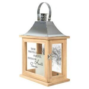 Those Who Touch Our Lives Lantern Lantern