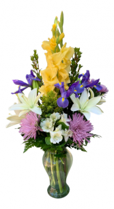 Fields of Grace Vase Arrangement