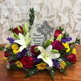 Precious Memories Sympathy Arrangement