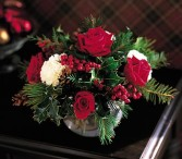 Thoughts of Christmas Holiday Flowers
