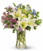 Thoughts of Spring Floral Arrangement