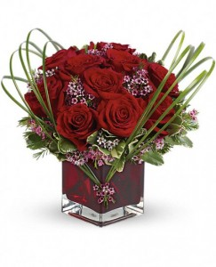 Thoughts Of You Premium Red Roses