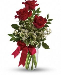 Thoughts of You Vase Arrangement