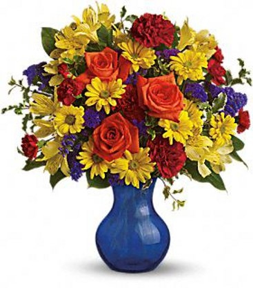 Three Cheers for You Floral Arrangement