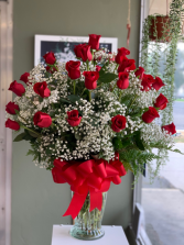 Three Dozen Roses
