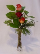 THREE TIER ROSES- Roses Delivery Prince George BC Prince George BC Roses Delivery. Single Roses,  Rose Petals