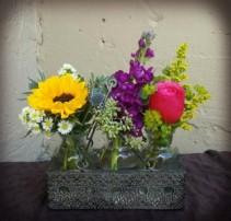 Three's A Charm - Bud Vase Set