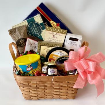 Three's Company Gourmet Basket Gift Basket