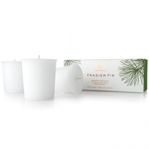 Thymes - Frasier Fir Votive Candle Set