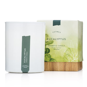 Thymes Candle Thymes Fragrance