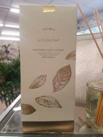 Thymes Goldleaf Body creme