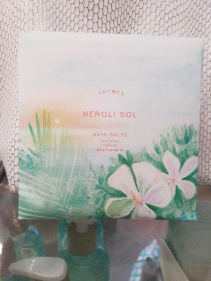 Thymes Neroli sol foaming bath salts