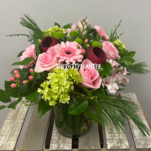 Tickle Me Pink  in Etobicoke, ON | THE POTTY PLANTER FLORIST