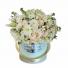 Tiffany Blue  Flower Box