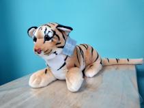 Tiggy the Tiger Plush Animal