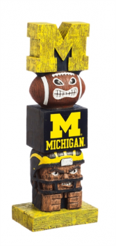 Tiki - Michigan Wolverines