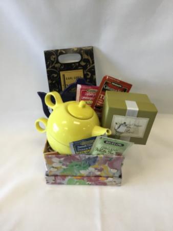 Time For Tea Gift basket