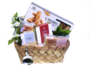 Time for Tea Gift Basket
