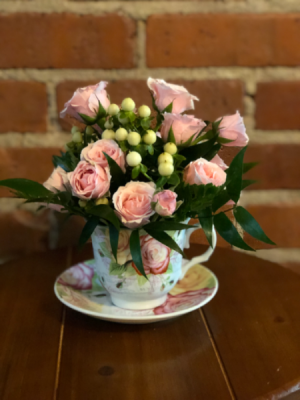 Time for Tea Mother's Day in Albany, GA | WAY'S HOUSE OF FLOWERS