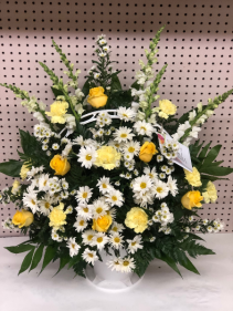 TIME OF LOSS FUNERAL BASKET