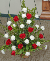 TIME OF LOSS Funeral flowers