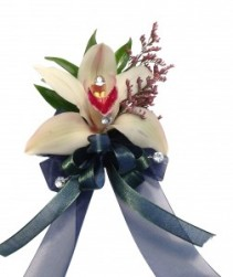 Timeless Beauty C48-6 Orchid Corsage