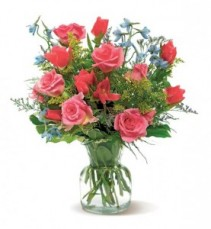 Timeless Beauty Designer Arranged Roses Other Colors Available