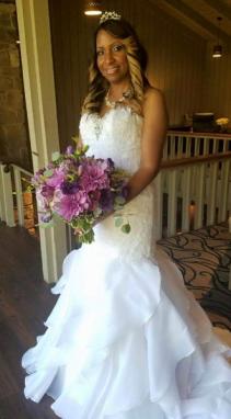 Timeless Dahlia Bridal Bouquet