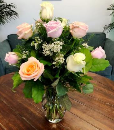 Timeless  Rose Arrangement