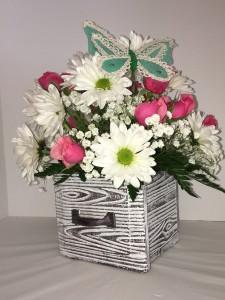 Timeless & Trendy Mother's Day Arrangement