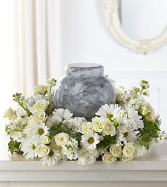 FTD's Timeless Tribute Cremation Adornment