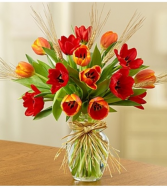 Timeless Tulips™ for Fall Arrangement