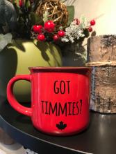 Timmies Mug