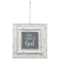 Tin Sign Child Of God