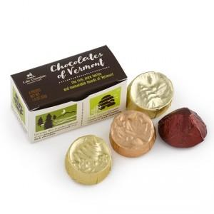 Tiny Taste of Vermont Chocolates