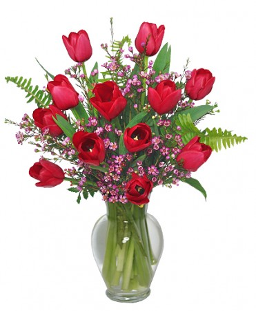 Fancy Tulips $48.95 $55.95