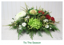 Tis the Season Holiday Centerpiece