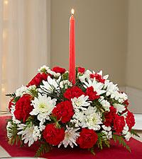Tis the Season Christmas Arrangement in Osceola Mills, PA   COLONIAL FLOWER & GIFT SHOP