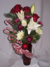 TIS THE SEASON - CHRISTMAS FLOWERS Christmas Flowers, Christmas Roses, Christmas Arrangements, Christmas Flower Delivery, Your Local Florist and Flower Shop