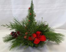 Tis The Season Christmas Centerpiece