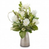 Champagne Sparkle Fresh Flower Arrangement