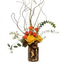 Wild One Fresh Flower Arrangement