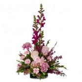 Grammie Hugs Fresh Flower Arrangement