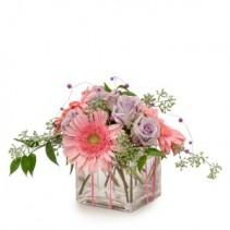 Ballerina Fresh Flower Arrangement