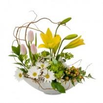 The Catalina Fresh Flower Arrangement